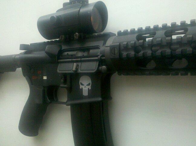 My AR-15
