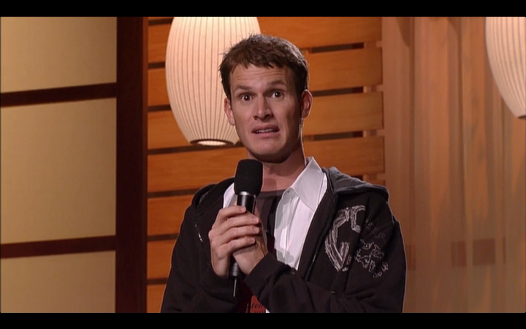 Fabreezing the Homeless – Daniel Tosh