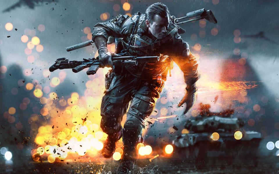 """""""Fishing in Baku"""" – Battlefield 4"""
