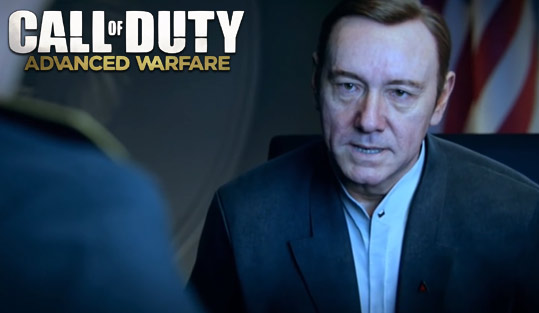 Advanced Warfare – Campaign Story Trailer