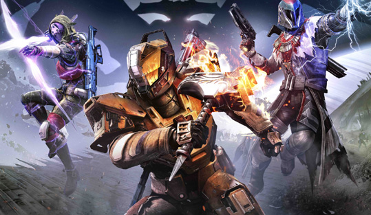Official Destiny: The Taken King E3 Reveal Trailer