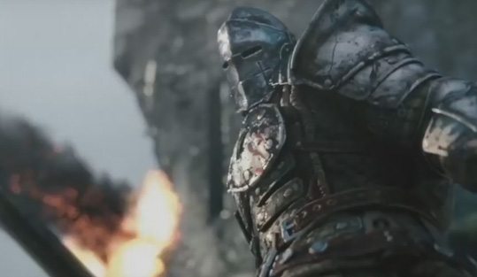 For Honor Trailer E3 2015