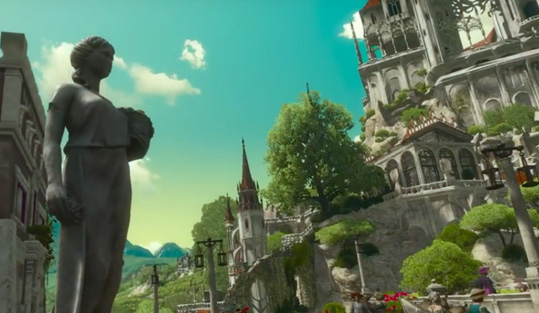 The Witcher 3: Wild Hunt — Blood and Wine Trailer
